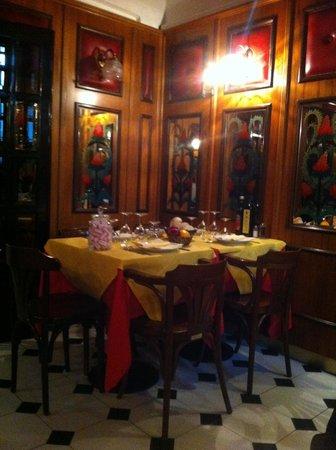 L'Immagine Ristorante Bistrot : Table