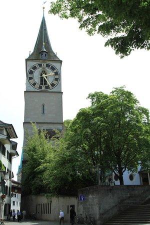 St. Peterskirche : St Peter's Church