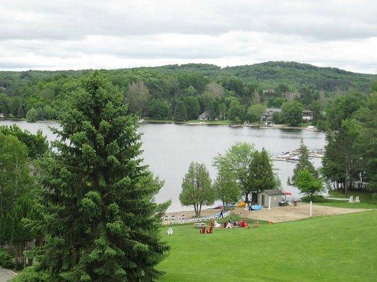 ฮันต์สวิลล์, แคนาดา: Balcony view