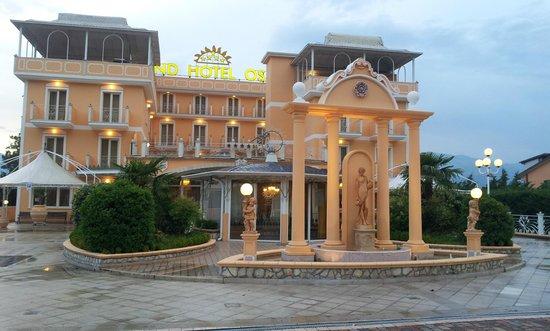 Grand Hotel Osman: Vista di giorno