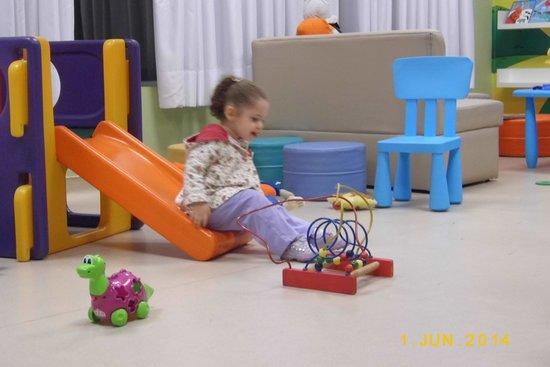 Hotel Rainha do Brasil: Minha filha amou a brinquedoteca!!!