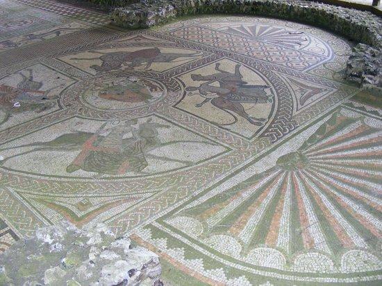 Warner Leisure Hotels Littlecote House Hotel: roman mosaic
