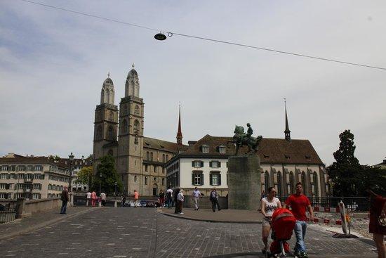 Grossmunster: Great Church