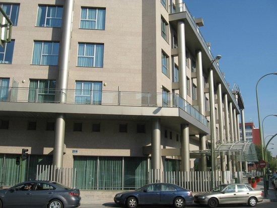 ILUNION Alcalá Norte: 11
