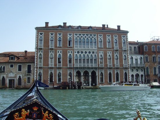 SINA Centurion Palace : From the Grand Canal