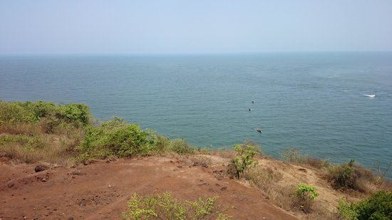 Shantai by the Lake : View from gopalgad fort