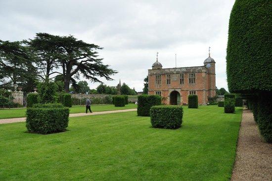 Charlecote Park: Gate House