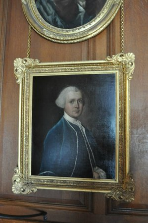Charlecote Park: Thomas Gainsborough's painting of George Lucy