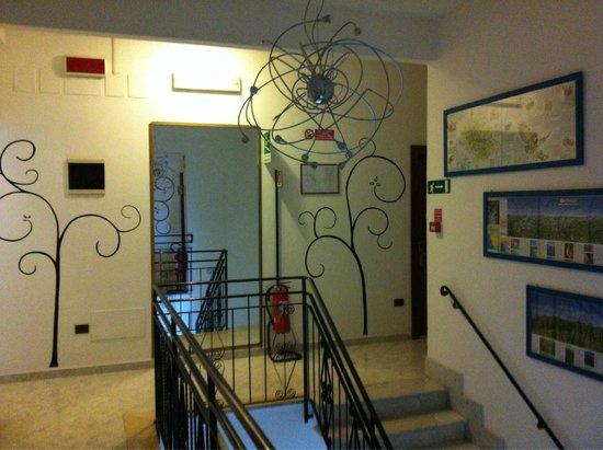 Hotel Eco del Mare : Arredamento moderno confortevole
