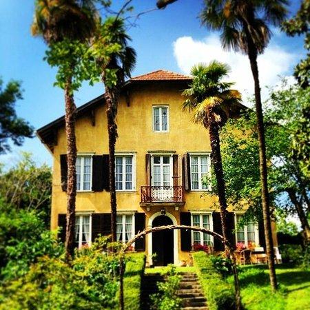 Domaine d'Esperbasque : The house