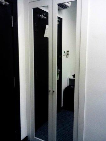 Citin Hotel Masjid Jamek : Closet