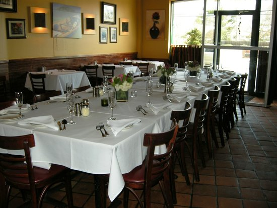 Rachel's Cafe : Dining Room
