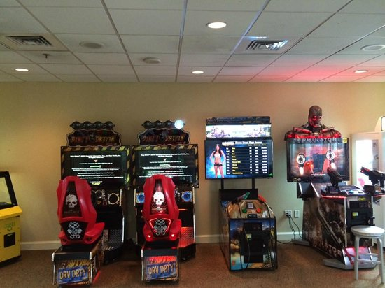 Game Room Picture Of Jw Marriott San Antonio Hill