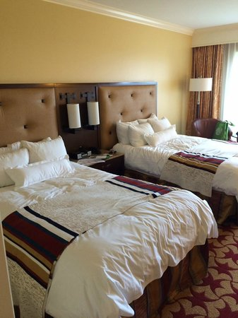 JW Marriott San Antonio Hill Country Resort & Spa: Two Full Bed Room