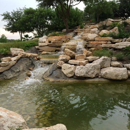JW Marriott San Antonio Hill Country Resort & Spa: Great Landscaping