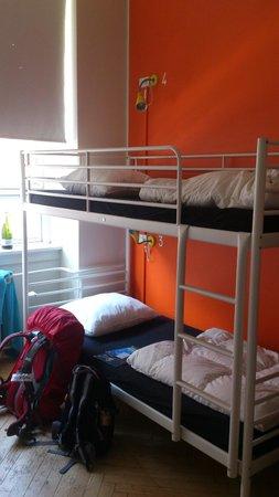 Sleep in Heaven: The dorm
