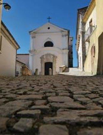 Gesualdo - Chiesa San Nicola