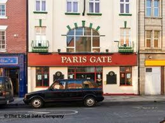 Paris Gate