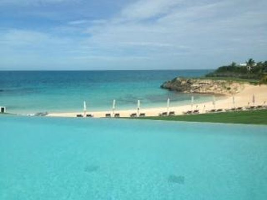 The Cove Eleuthera : view from pool