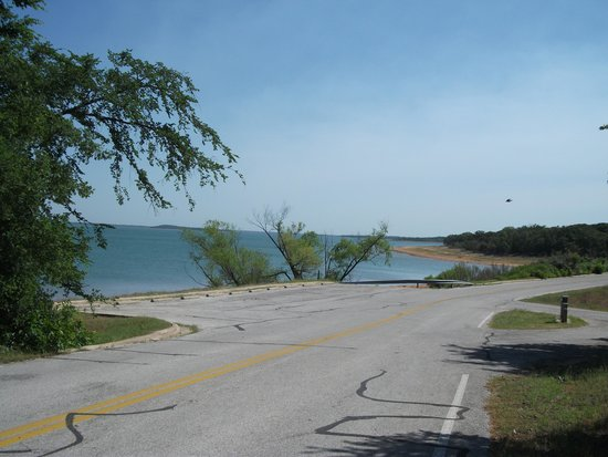 Ray Roberts Lake State Park: state park