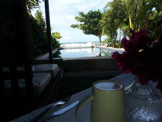 Casa na Praia: Café da manhã!