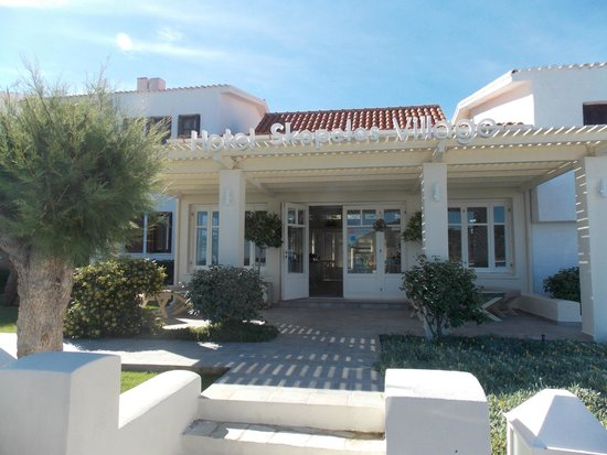 Skopelos Village: Great hotel