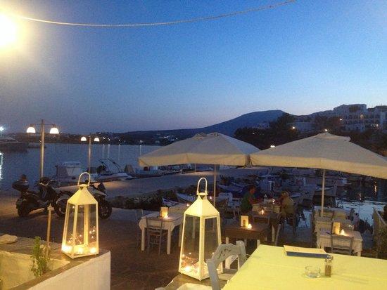 Mouragio: amazing view