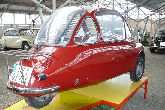 Luftfahrt und Technik Museumspark Merseburg: Fahrzeuge aller Art