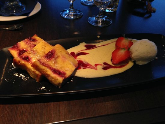 The Jetty : Bread and Butter Pudding