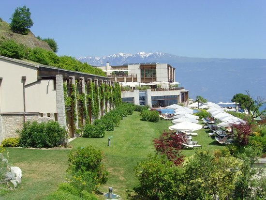 Lefay Resort & Spa Lago di Garda : outside