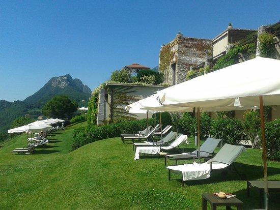 Lefay Resort & Spa Lago di Garda: other wing