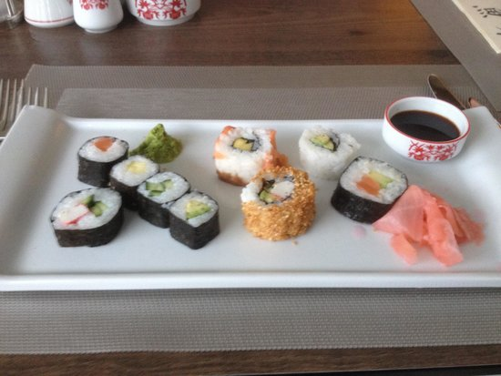 Barut Kemer: Sushi