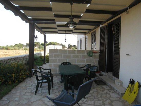 Residence Lido Burrone : esterno appartamento
