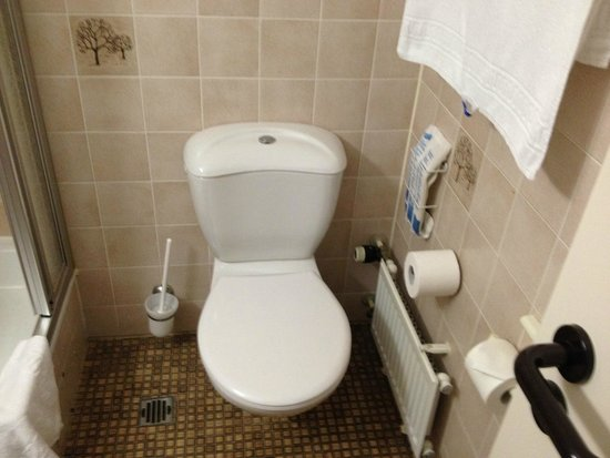 Azk Königswinter: Bathroom