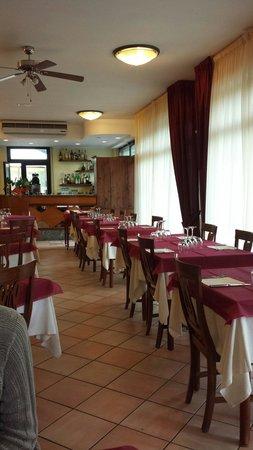 Hotel Perugina: Ristorante patry
