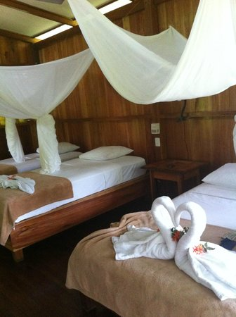 Finca Maresia: Room