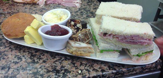 Cheshire Gap Deli
