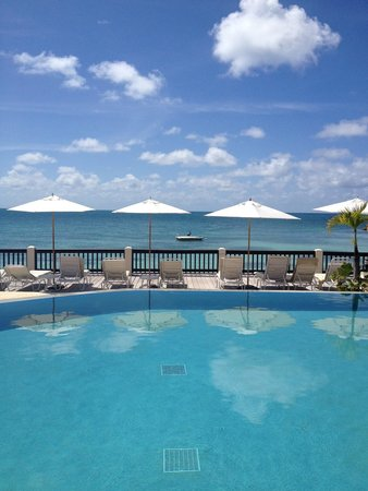 Blue Waters Antigua: Beautiful Pool