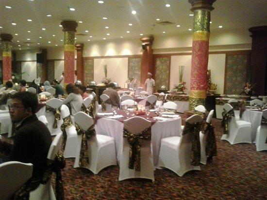 Ayodya Resort Bali: One of the meeting rooms