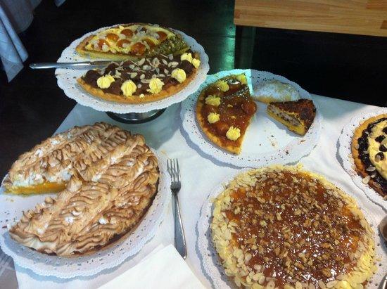 Ba Ghetto : very good desserts