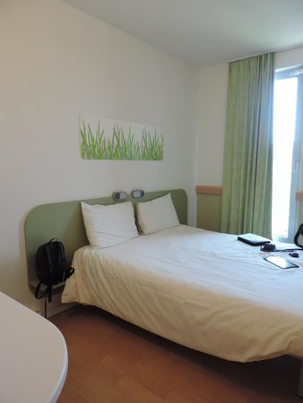 Hotel Ibis Budget Brugge Centrum Station : quarto