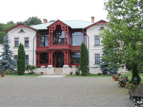 Orhei, มอลโดวา: Внутренние резиденции