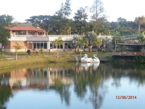 Vassouras Eco Resort: vista do meu quarto ( conjugado )