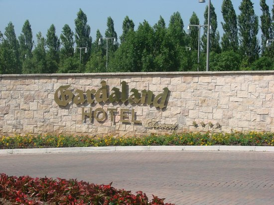 Gardaland Hotel : L' ingresso