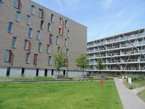 Hotel Ibis Budget Brugge Centrum Station: área envolvente