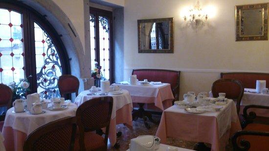 Hotel Firenze : desayunos