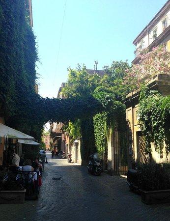 Hotel Forte: Via Margutta