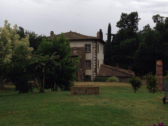 Relais Villa Baldelli : Отель