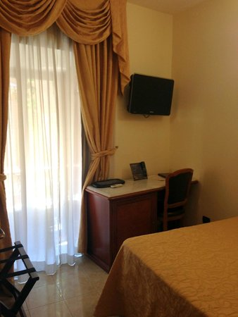 Hotel Forte: Double Single Room
