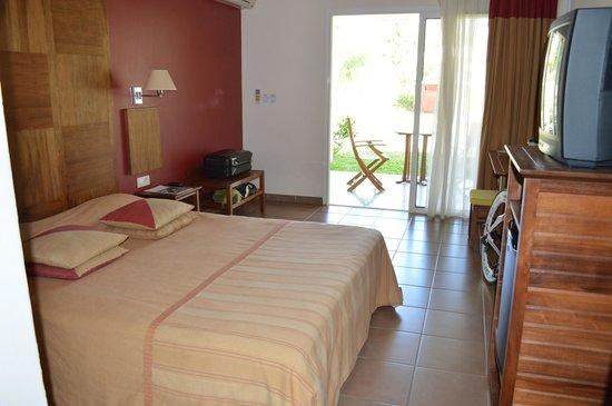 Hotel Le Recif: Chambre standard
